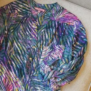 Gorgeous sheer blouse